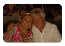 I proprietari di Villa Mirella Beach